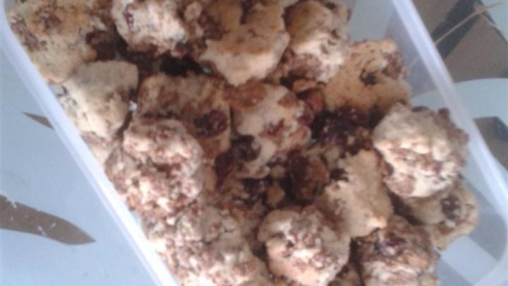 Cornflake Cookies II