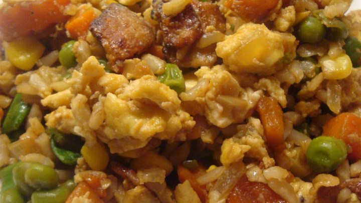 Quick Fried Rice Recipe - Allrecipes.com
