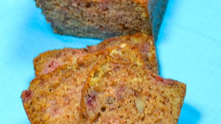 Strawberry Bread III
