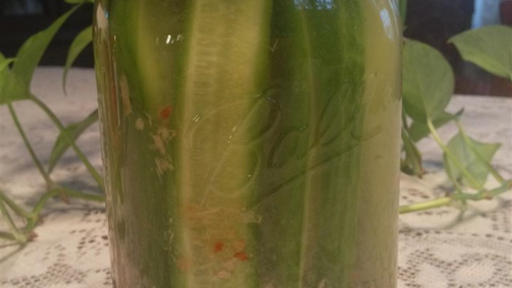 Blue Ribbon Horseradish Pickles