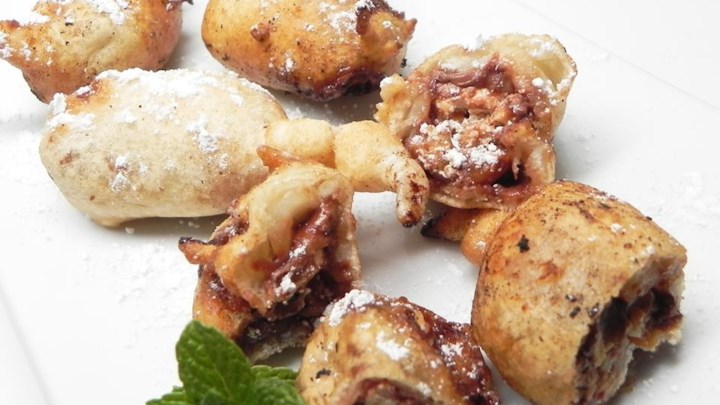 Fried Snickers® Bars