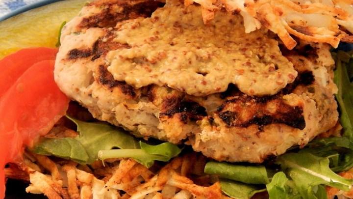 Easy Gluten-Free Turkey Burgers