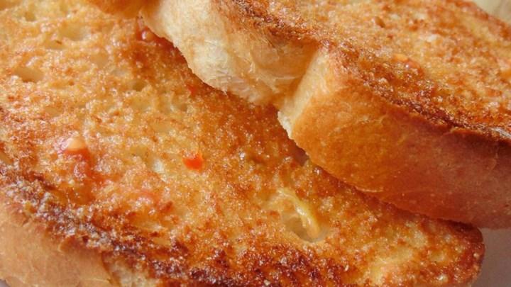 Spanish Garlic Toast