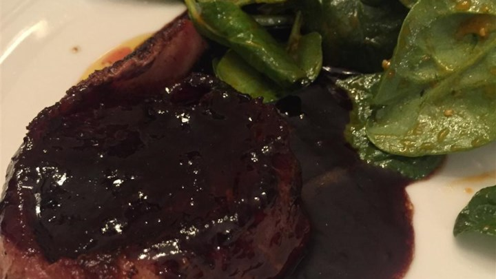 Red Wine Reduction Steak Sauce