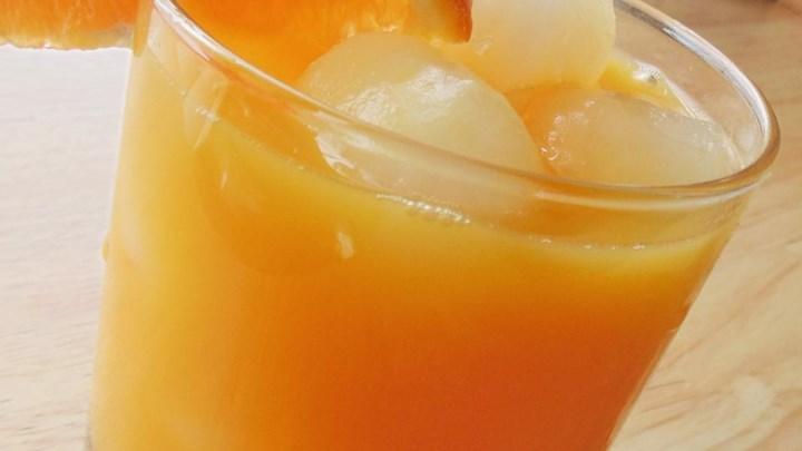 Orange Cream Cocktail