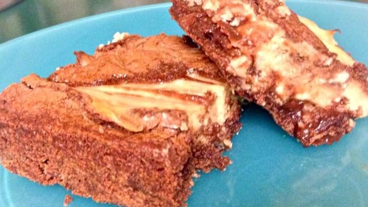 Peanut Butter Brownies II