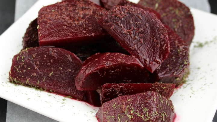 Fresh Dilled Beets