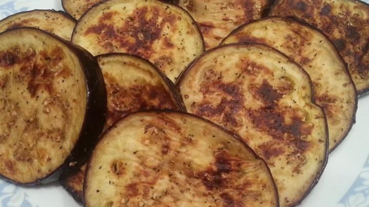 Eggplants a la Dawlish