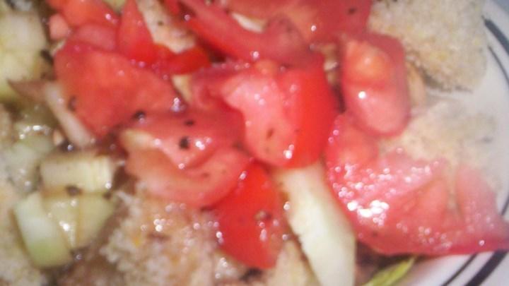 Debra's Tomato Salad
