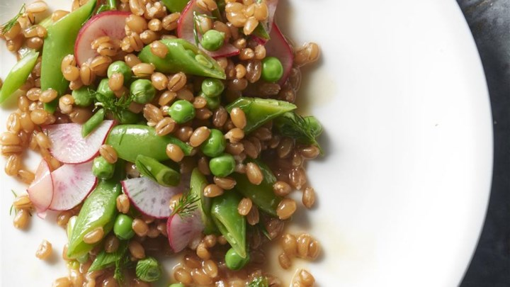 ... Berry Salad with Peas, Radishes, and Dill Recipe - Allrecipes.com