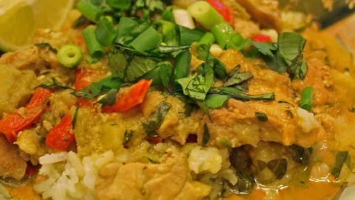 Chicken Panang Curry Recipe - Allrecipes.com