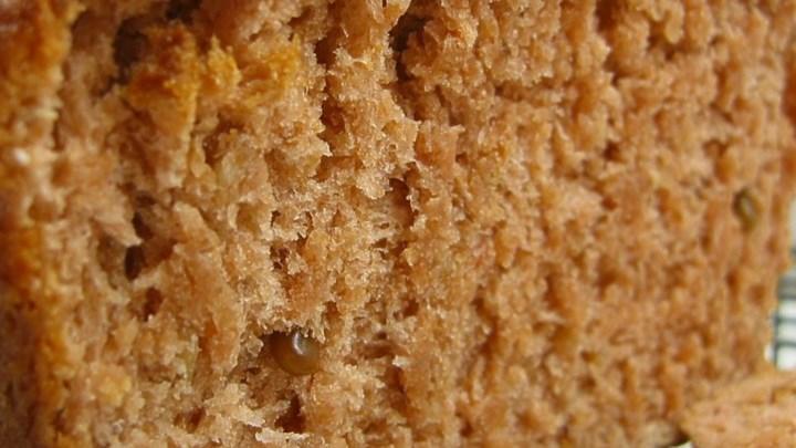 Granola Wheat Bread