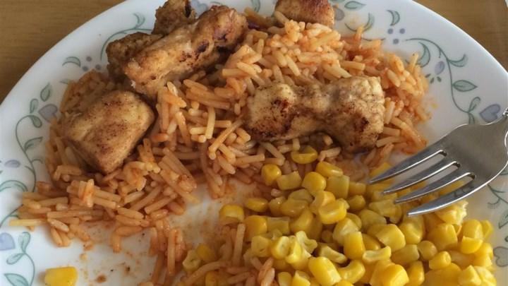 Cajun Chicken - Revi