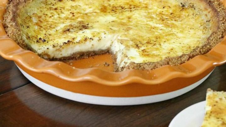 Creme Brulee Pie Recipe - Allrecipes.com