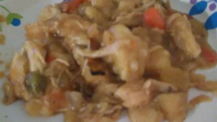 Chicken and Dumplings II