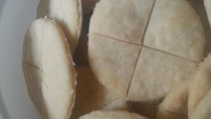 Unleavened Bread for Communion