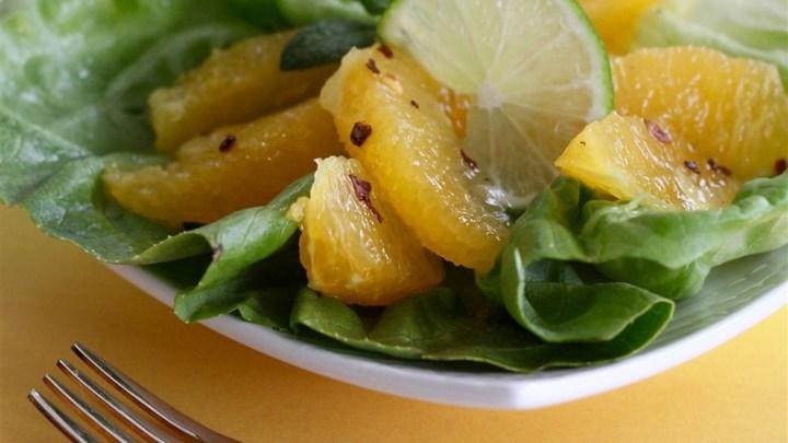 Fresh Fruit Vinaigrette