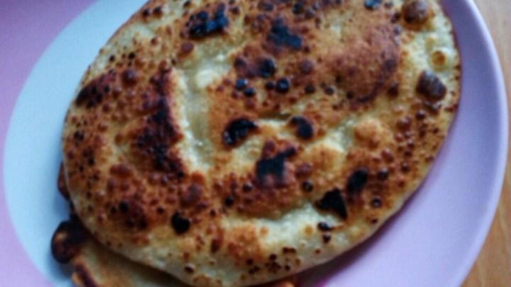Salty Pancakes