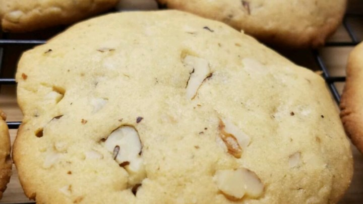 Favorite Black Walnut Cookies