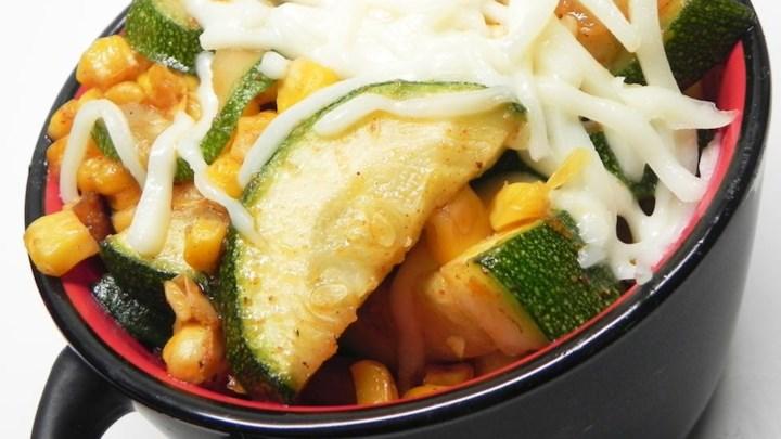 Calabacitas con Elote (Mexican-Style Zucchini with Corn)