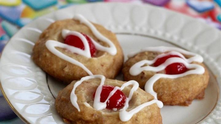 Festive Cherrettes