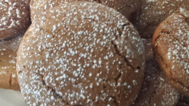 Soft Molasses Cookies III