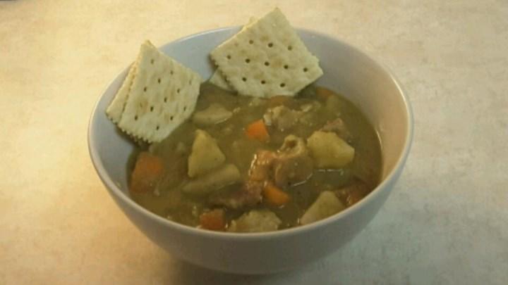 Snert (Split Pea Soup)
