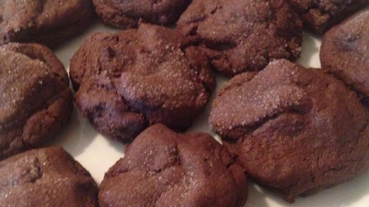 Rolo®-Filled Chocolate Cookies