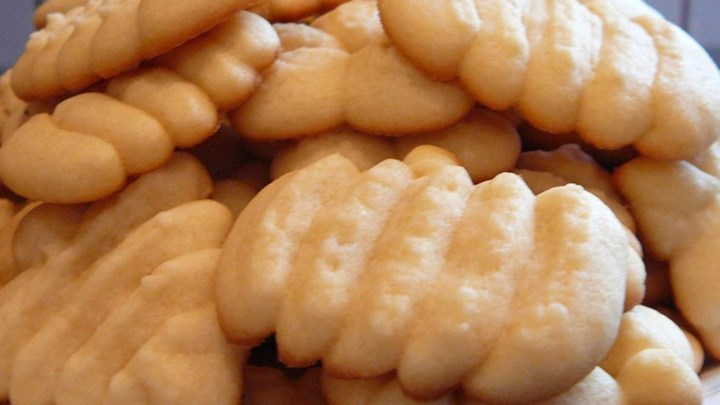 Butter Cookies II