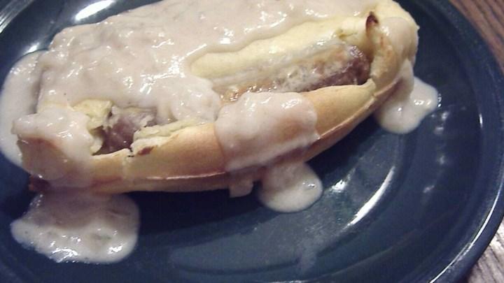 Creamy Onion Gravy