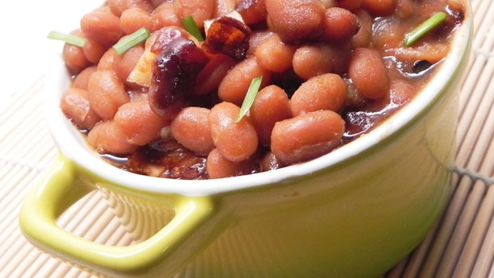 Spicy Barbecue Beans