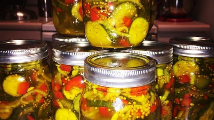 Bread and Butter Pickles II