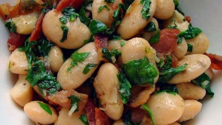 Chef John's Rocket Beans