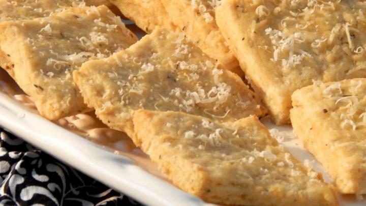 Garlic-Herb Flatbread