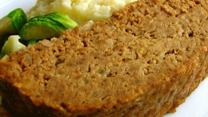Savory Buttermilk Meatloaf