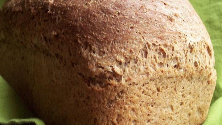 Crunchy Wheat and Rye