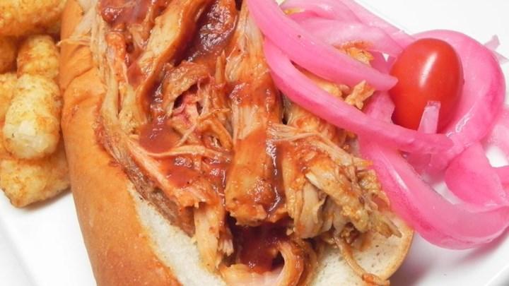 Juicy Pulled Pork