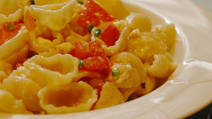 Awesome Bow Tie Pasta