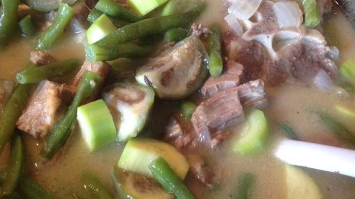Filipino Oxtail Stew