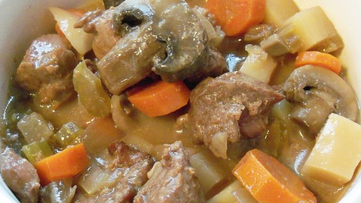 Slow Cooker Beef Stew III