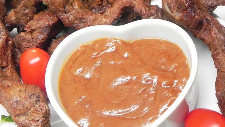 Kate's Easy Peanut Satay Sauce