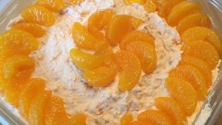 Orange Fluff I