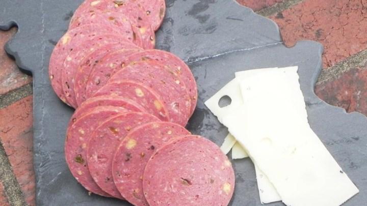 Gramps' Venison Summer Sausage