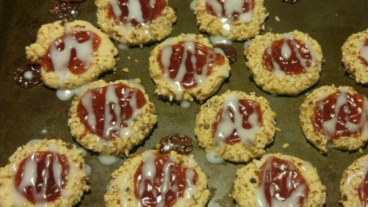 Austrian Jam Cookies
