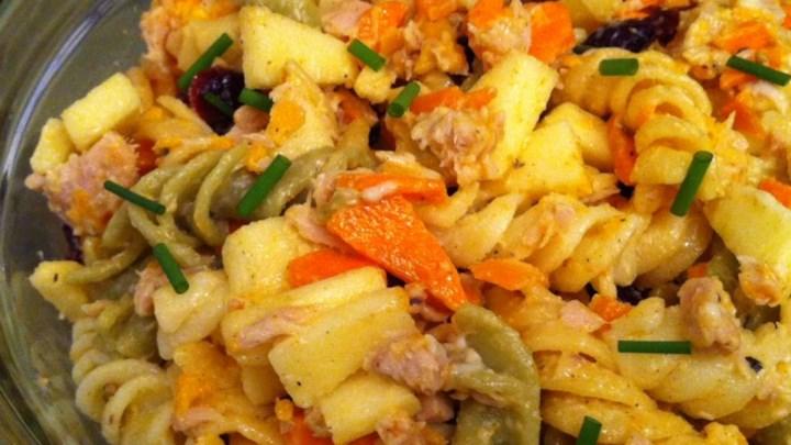 Five Food Groups Macaroni Salad