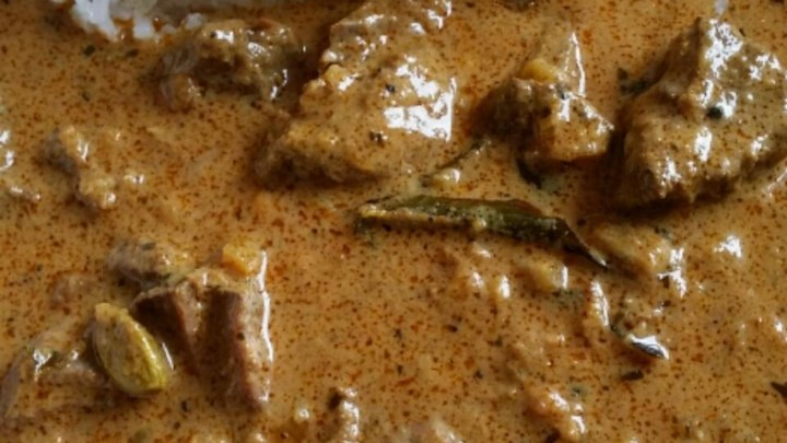Sri Lanka Beef Curry
