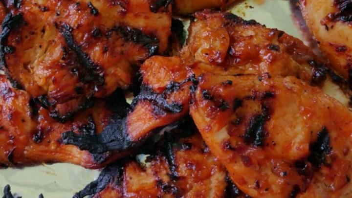 Favorite Barbecue Chicken