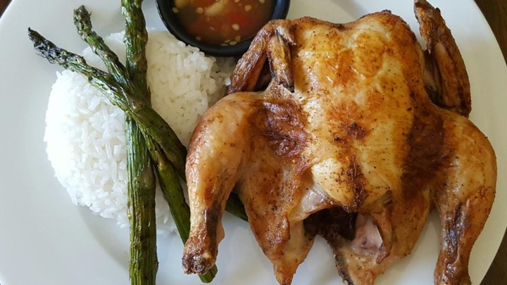 Cornish Hens the Easy Way