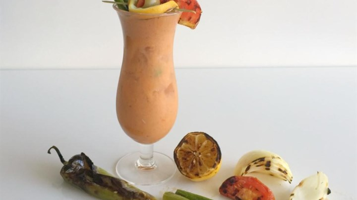 Grilled Gazpacho Bloody Mary Recipe - Allrecipes.com