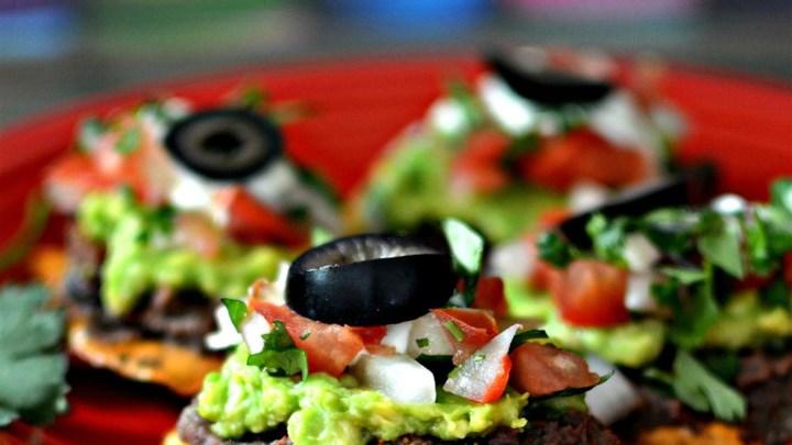 Mexican Fiesta Bites